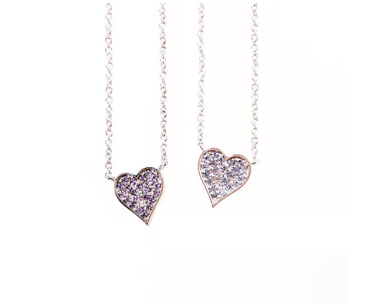 heartnecklace(blue)
