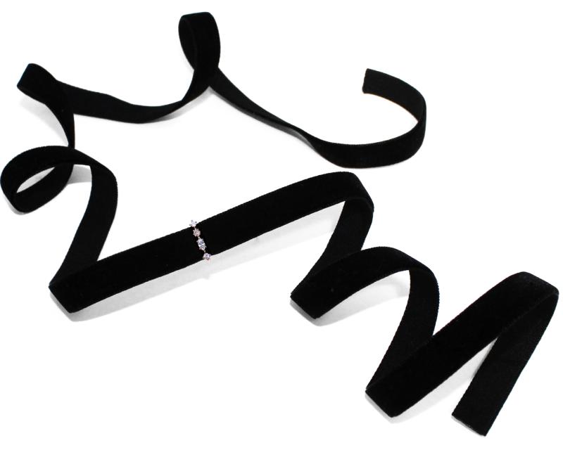 Mystic Ribbon Choker