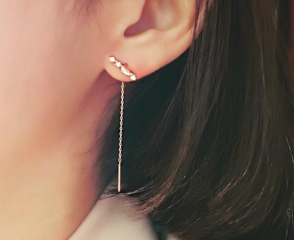 Mystic Chain Earring_v2.1